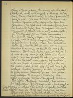 May Bragdon Diary, August 1, 1904 – August 2, 1904, p. 74