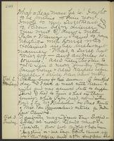 May Bragdon Diary, October 1, 1893 – October 3, 1893, p. 240