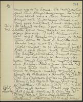 May Bragdon Diary, October 3, 1893 – October 5, 1893, p. 241