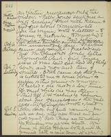May Bragdon Diary, October 5, 1893 – October 8, 1893, p. 242