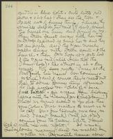 May Bragdon Diary, October 9, 1893 – October 10, 1893, p. 244