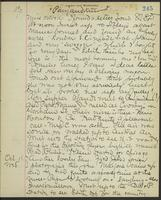 May Bragdon Diary, October 10, 1893 – October 11, 1893, p. 245