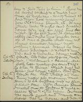 May Bragdon Diary, October 13, 1893 – October 15, 1893, p. 247
