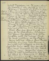 May Bragdon Diary, October 15, 1893 – October 17, 1893, p. 248