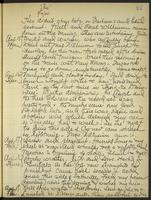 May Bragdon Diary, August 14, 1904 – August 19, 1904, p. 97