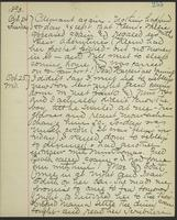 May Bragdon Diary, October 24, 1893 – October 25, 1893, p. 255