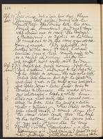 May Bragdon Diary, October 1, 1904 – October 2, 1904, p. 116