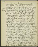 May Bragdon Diary, November 2, 1893 – November 3, 1893, p. 260