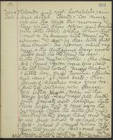 May Bragdon Diary, November 4, 1893, p. 263