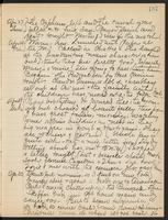 May Bragdon Diary, April 27, 1905 – April 30, 1905, p. 187