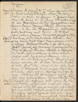 May Bragdon Diary, May 6, 1905 – May 8, 1905, p. 189