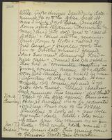 May Bragdon Diary, November 15, 1893 – November 17, 1893, p. 268