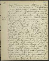 May Bragdon Diary, November 17, 1893 – November 18, 1893, p. 269
