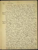 May Bragdon Diary, May 28, 1905 – May 30, 1905, p. 197