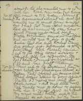May Bragdon Diary, November 19, 1893 – November 21, 1893, p. 271