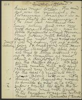 May Bragdon Diary, November 24, 1893 – November 25, 1893, p. 274